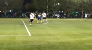 El gol de Lucas Mareque para el Senior de River