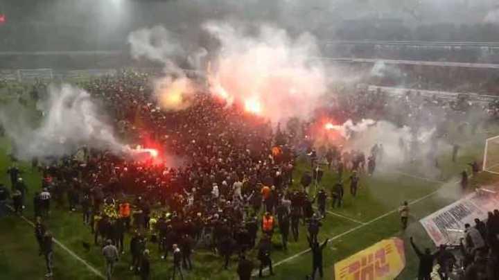 ¡Impresionante invasión en Suecia!