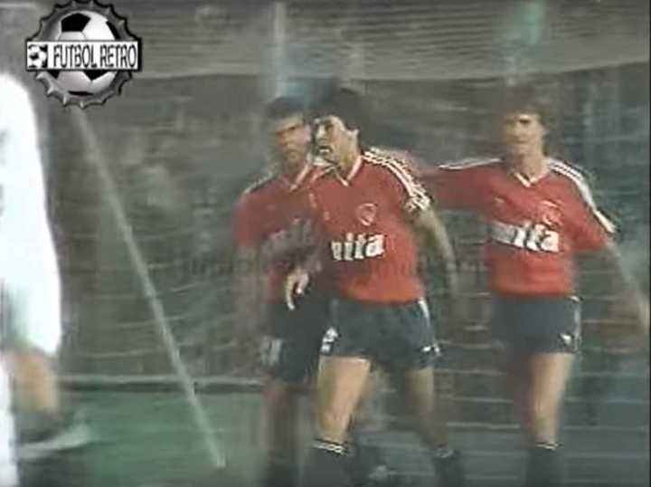 Independiente Santos 1989