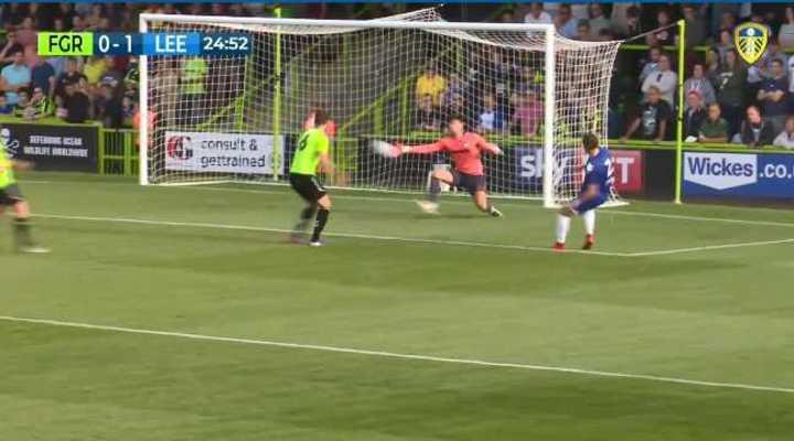 El 2 a 0 del Leeds de Bielsa