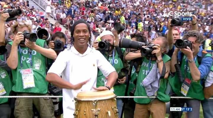 Al ritmo de Ronaldinho