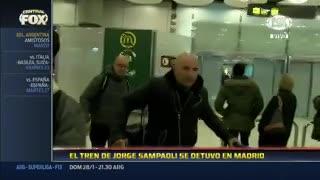 La palabra de Sampaoli en Madrid