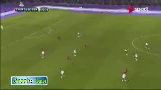 El gol de Salah para Egipto ante Portugal
