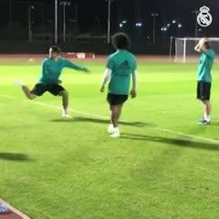 El Real Madrid a puro lujo