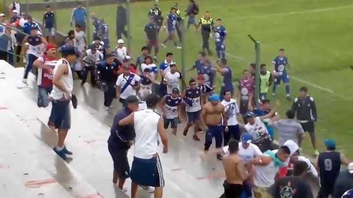 Incidentes en Tucumán, por la Copa Argentina