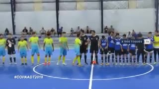 Asturiano goleó 6-1 a Triglav y se clasificó a 16° de final