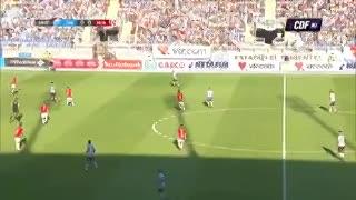 El doblete de Nicolás Oroz para O'Higgins en Chile