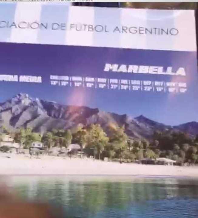 El acuerdo de AFA con el centro top de Marbella
