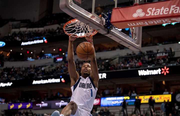 El Top 10 de la NBA del lunes 22/01/18