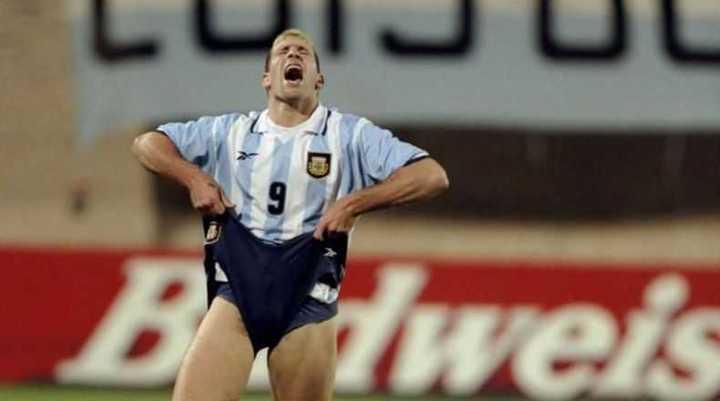 Otros tres que patearon tres: Palermo, Agüero y Ronaldo