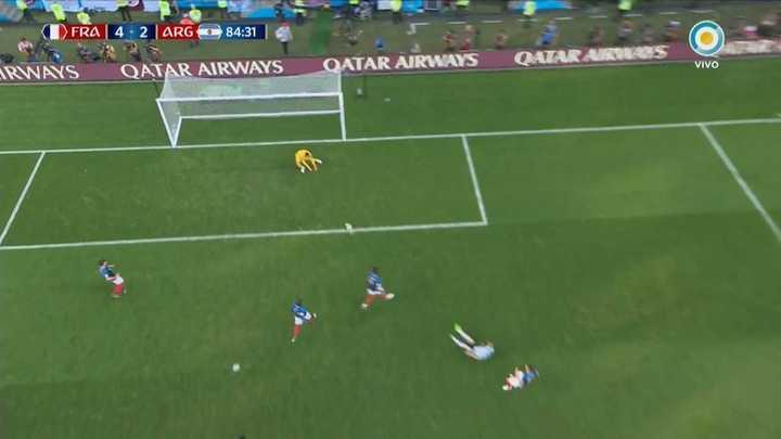 Messi no se rinde