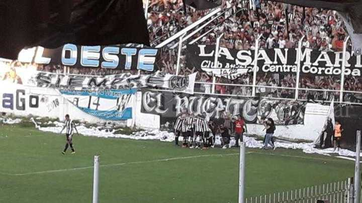 Central Córdoba de Santiago del Estero le ganó 2-1 a Def. Belgrano VR
