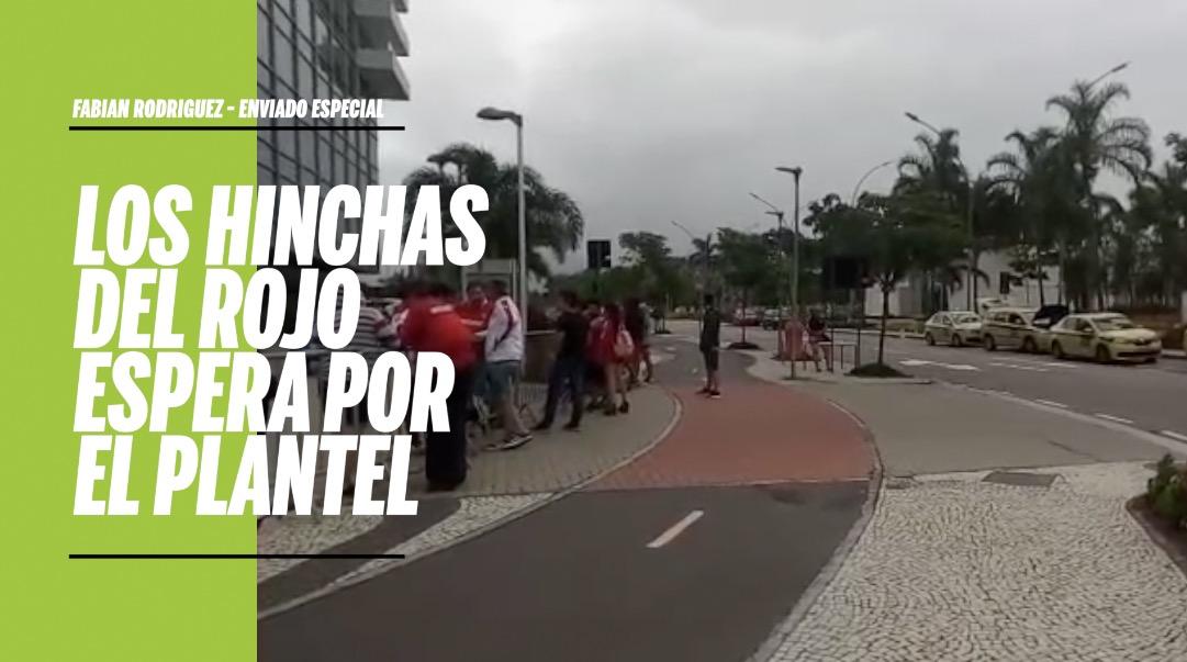 El informe de Fabián Rodríguez desde Brasil