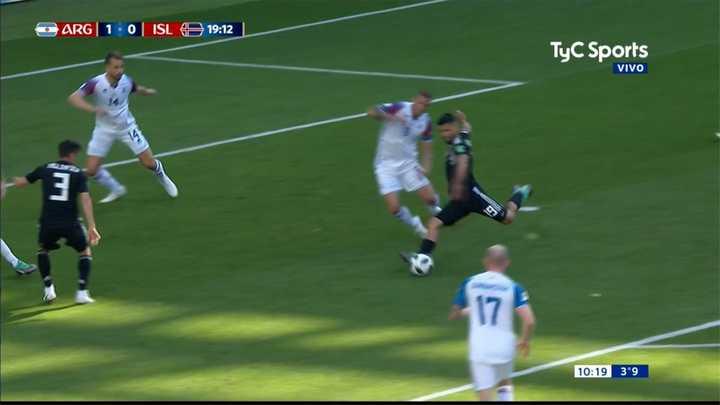 Gol de Agüero
