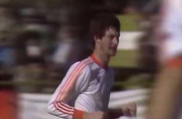 Los goles marcados por Brandts en Holanda vs. Italia