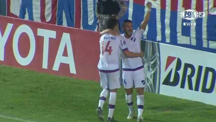 Nacional venció 4-0 al Real Garcilaso