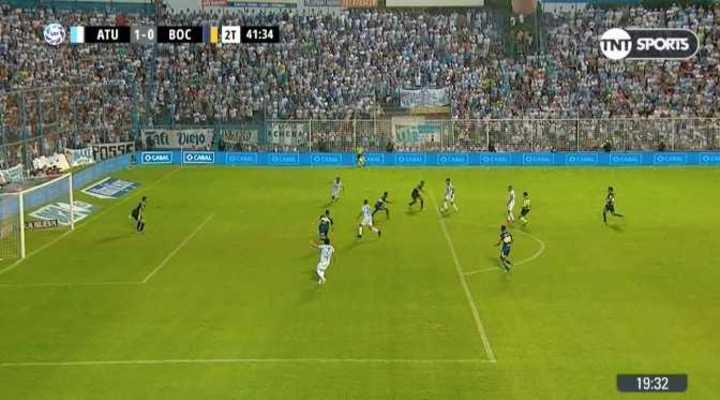 No había offside: gol mal anulado