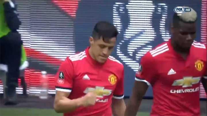 El empate del Manchester United