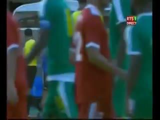 El llanto de Mané de Senegal