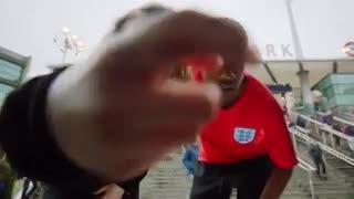 El original video de Inglaterra para presentar la lista del Mundial
