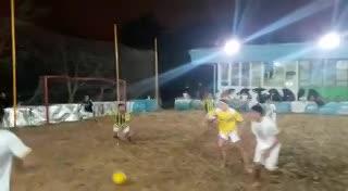 Gol de Papa Francisco