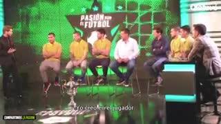 Carlitos contó qué podría pasar si River estuviera en el lugar del Palmeiras…