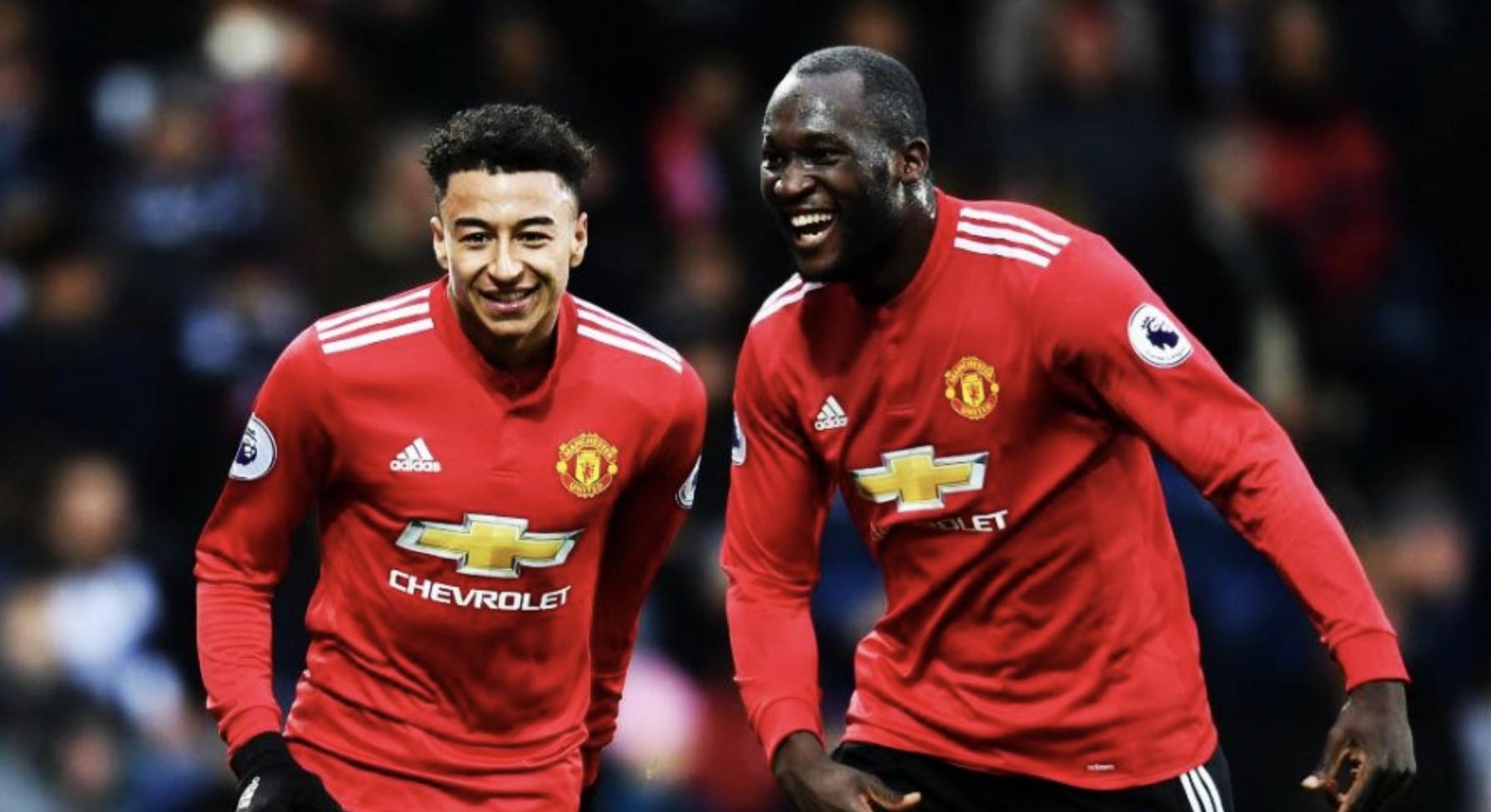 Los goles de la victoria del Manchester United