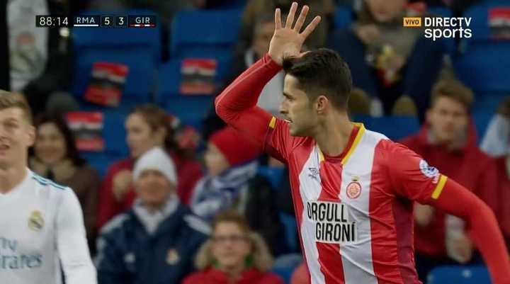 Juanpe le da el último suspiro al Girona