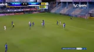 El 2-0 de Quilmes a Rafaela