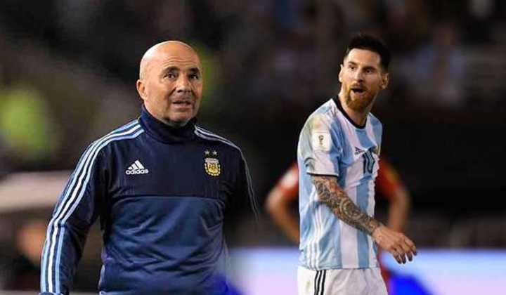 Los diálogos entre Sampaoli y el plantel post 0-3 vs. Croacia