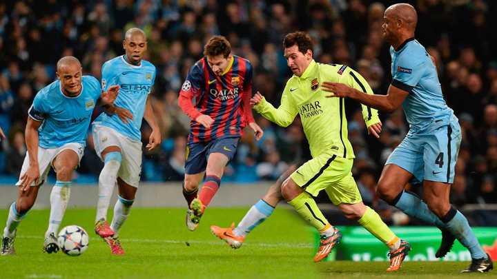 Messi en Manchester (No Publicar)