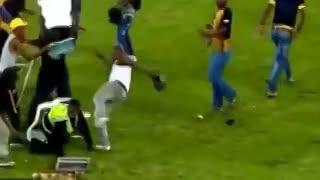 Enloquecieron los hinchas del Kaizer Chiefs