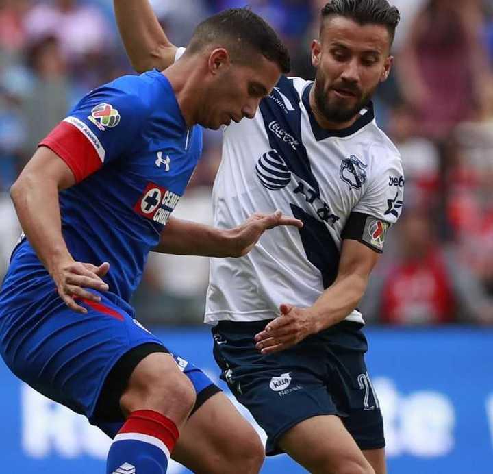 Triunfazo del Cruz Azul de Iván Marcone (3-0 al Puebla)