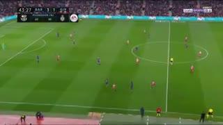 Suárez 2 - Messi 2: empate en el Camp Nou