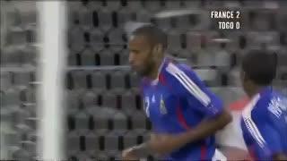 Las tarjetas en Portugal vs. Holanda en 2006