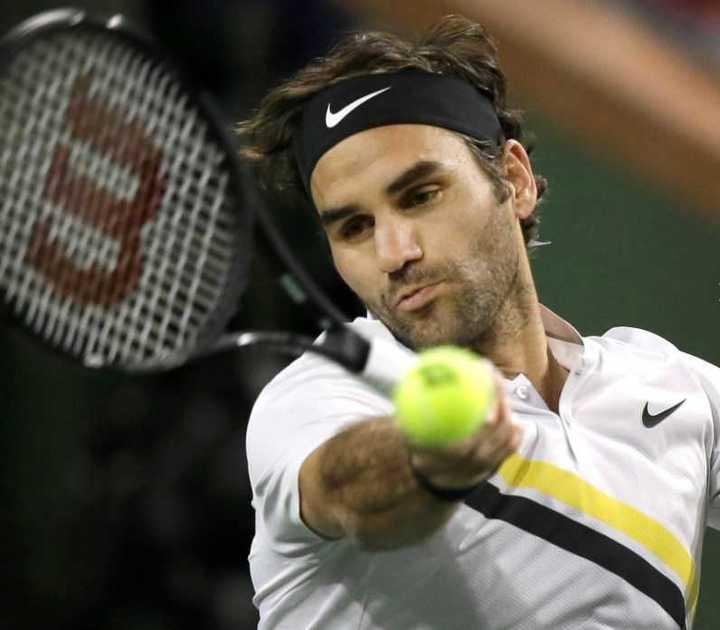 Los mejores puntos de Federer ante Chung