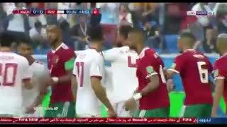 El desaforado relato del gol de Irán
