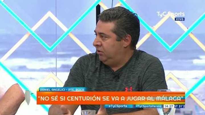 Ricardo Centurión: