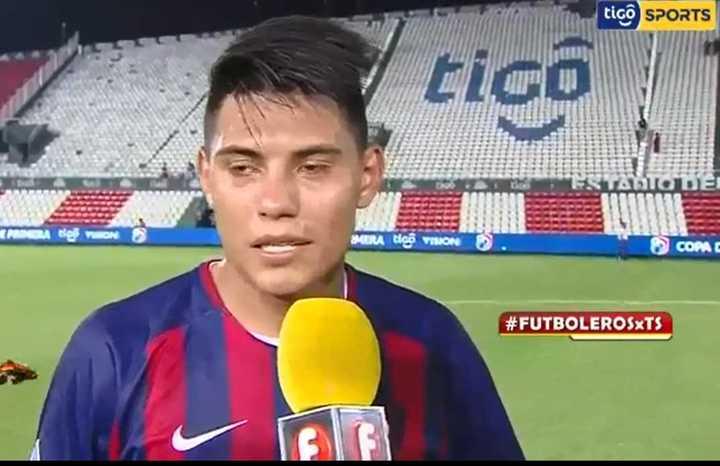 Santiago Arzamendia, el jugador que le dijo no a la selección argentina