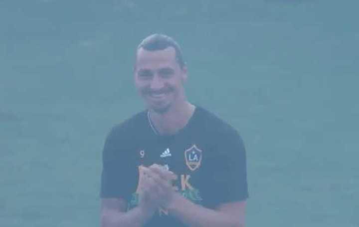 La nena que deslumbró a Zlatan