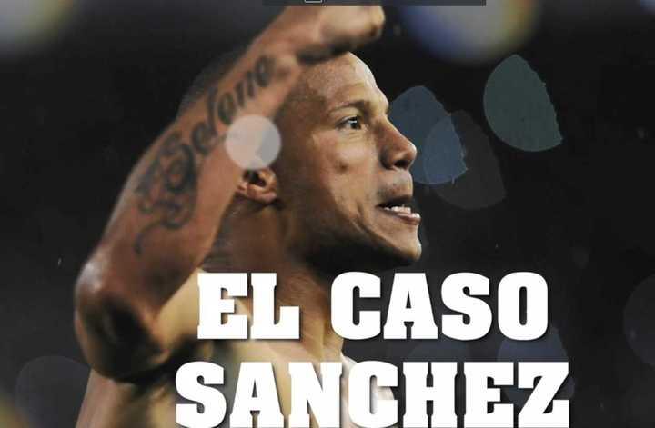 El caso Sánchez