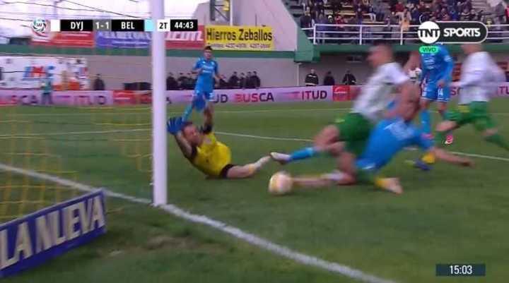 Rigamonti sostuvo el empate frente a Defensa