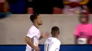 Dos goles y una asistencia de Sebastián Blanco