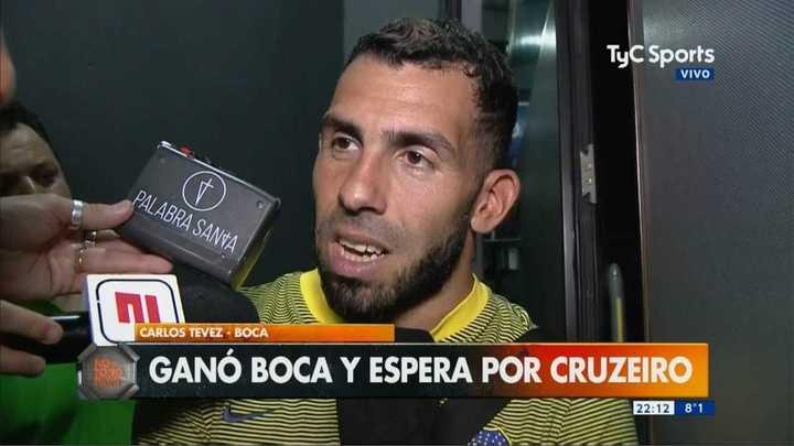 """""""Estaba falto de confianza y el gol me la dio"""""""