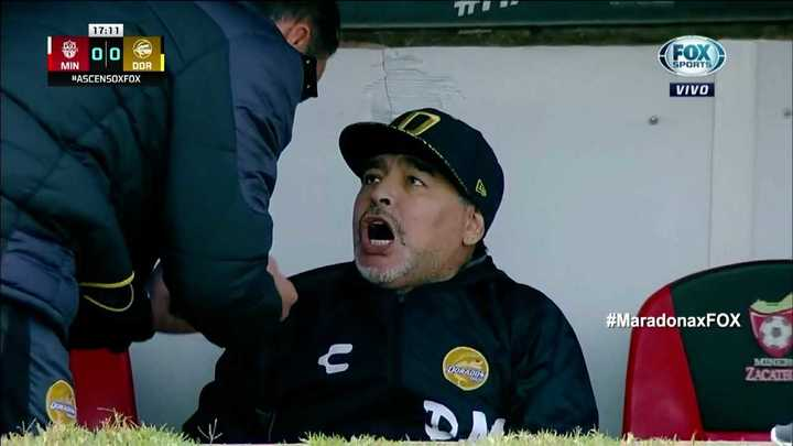 Angulo hizo el 1-0 de Dorados