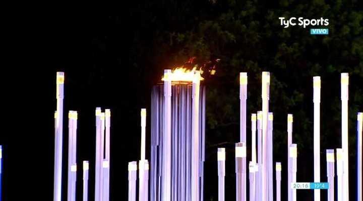 El cierre de los Juegos Olímpicos