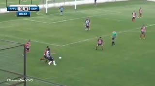 El 2-0 de Real Pilar a Paraguayo