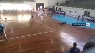 La Sub 20 de Argentina cayó 5-4 ante Uruguay