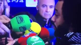 El cruce de Marcelo con un periodista