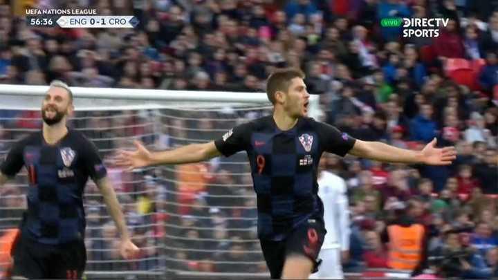 Golazo de Croacia